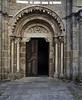 Portada de la iglesia de Santa María de Cambre (A Coruña) (Miguelanxo57) Tags: arquitectura cantería portada iglesia románico medieval cambre acoruña galicia