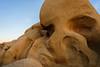 Skull Rock (rikioscamera) Tags: d750 lightroom nikon joshuatreenationalpark rocks rockformation desert evening