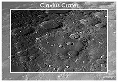 Clavius Crater on Earth's Moon (LeisurelyScientist.com) Tags: tomwildoner night sky space outerspace skywatcher telescope esprit 120mm apo refractor celestron cgemdx asi190mc zwo astronomy astronomer science canon crater moon lunar weatherly pennsylvania observatory darksideobservatory leisurelyscientist leisurelyscientistcom tdsobservatory solarsystem clavius february 2018