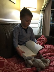 """Paul Reads Mommy's Book • <a style=""""font-size:0.8em;"""" href=""""http://www.flickr.com/photos/109120354@N07/39113459330/"""" target=""""_blank"""">View on Flickr</a>"""