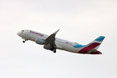 D-AEWR Airbus A320-200 Eurowings DUS 2018-03-11 (10a) (Marvin Mutz) Tags: daewr eurowings ewg airbus a320200 dus eddl planespotting aviation departure takeoff