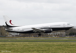 Maleth-Aero 737-300 9H-MTF