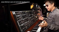 Jean-Michel Jarre & Schmidt Synthesizer (y20frank) Tags: jeanmichel jarre synthesizer music musik schmidt moog korg digital dream