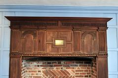 DSC_3399 (Thomas Cogley) Tags: eastgate house rochester medway kent uk england thomas cogley thomascogley historic historical listed grade 1 fireplace surround fire wood panelling panel