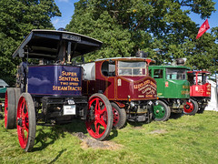 Shrewsbury Steam Rally 2017 (Ben Matthews1992) Tags: shrewsbury salop shropshire england britain old vintage historic preserved preservation vehicle transport haulage steam traction engine sentinel waggon wagon lorry truck commercial bf5417 of5783 kf6482 ny344