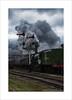 Tornado at Ramsbottom (prendergasttony) Tags: tonyprendergast lancashire railways britishrail ramsbottom nikon d7200 steam smoke