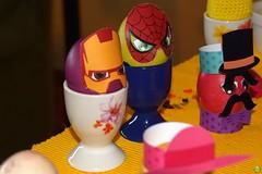 Easter fun :) (petrOlly) Tags: easter eastereggs ostern wielkanoc europe europa germany deutschland object objects food foodporn inthekitchen handmade geek easter2018