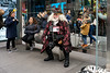 Pyrate at the Parade (bjanelevine) Tags: 2018 5thavenue easterparade newyork street