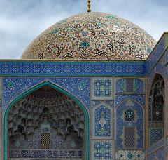 Travel from Shiraz to Isfahan, Iran (Ninara) Tags: isfahanprovince isfahan iran zagrosmountains sheikhlotfollahmosque