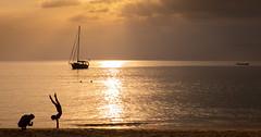 (Rob-Shanghai) Tags: phuket thailand pose yoga rx10m2 sony beach