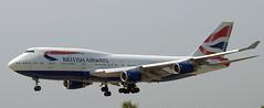 Boeing 747-436 G-BYGG (707-348C) Tags: london heathrow egll boeing airliner jetliner boeing747 b744 gbygg britishairways british baw passenger lhr uk 2017