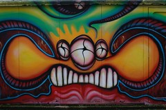 London Street Art 2018/052 (gary8345) Tags: 2018 uk unitedkingdom greatbritain britain england london southlondon croydon londonist graffiti streetart urbanart art artist artistic snapseed