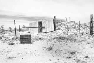 Rock Tank, Mojave National Preserve, San Bernardino County, California
