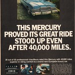 1973 Mercury Marquis Advertisement Time May 21 1973 thumbnail