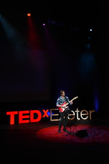 Fionn Connolly performing at TEDxExeter 2018 at Exeter Northcott Theatre (TEDxExeter) Tags: tedxexeter exeter tedx tedtalks ted audience tedxevent speakers talks exeternorthcott northcotttheatre devon crowd inspiring exetercity tedxexeter2017 music vocals glassparachutes