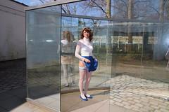 IMG_2454 (Kira Dede, thank you for comment my photos.) Tags: kiradede kirad 2018 crossdresser copenhagen louisiana upskirt lingerie stockings