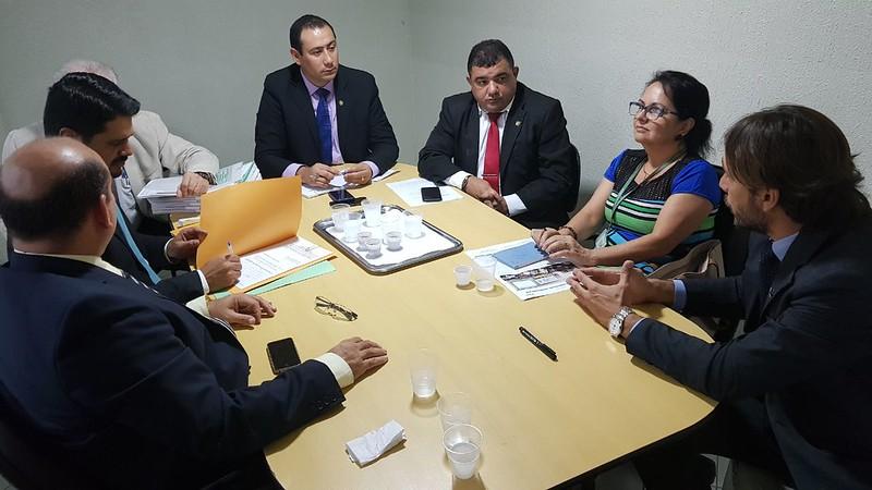 Reunião da Comissão de Orçamento da CMFor