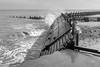 MAR 09 18 - WALCOTT-5007 (mrstaff) Tags: beach cloudy coast eastofengland groyne march92018 martinstafford norfolk promenade shore sunnyintervals tide walcott waves