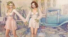Ivy and Roses (Duchess Flux) Tags: collabor88 skinfair palegirlproductions uber imaginarium liaisoncollaborative fameshed zenith monso deetalez warpaint catwa mudskin nanika bauhausmovement kungler omennomad raindale ariskea serenitystyle halfdeer secondlife sl