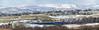 The view from Lyme Cage (Maria-H) Tags: stockportdistrict england unitedkingdom gb lymepark disley cheshire uk panorama snow olympus omdem1markii panasonic 100400