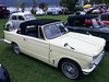Triumph Sports Six Verdeck 1960 - 1971