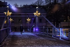 """#01""""Now I see the mystery of your loneliness."""" (ihynynen) Tags: people photograph streetpohtography urban city nightphotography night"""
