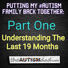 Putting My #Autism Family Back Together: Understanding The Last 19 Months (Part One) (theautismdad) Tags: adhd anxiety asd autism autismawareness dad parenthood parenting sensory specialneedsparenting specialneeds autismparenting autismspectrum daddyblogs family parentingadvice spd
