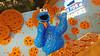 Cookie Monster! (Scribbling Geek) Tags: sesamestreet singaporechangiairport terminal3 sesamestreethasarrived cookiemonster