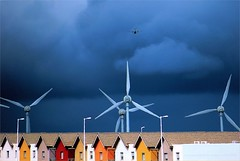 Turboprop (Konny :-))) Tags: airscrew windmill windräder windturbines turboprop gewitter thunderstorm
