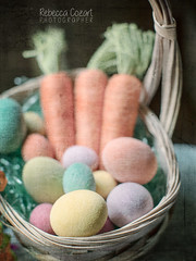 EGGS IN BASKET (Duckprints) Tags: march2018 carrots easter eggs food stilllife