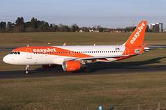 OE-IVU_BHX_260318_KN_278 (JakTrax@MAN) Tags: easyjet europe airbus a320 320 322 320200 a320200 oeivu bhx egbb birmingham elmdon taxiway sierra runway 33