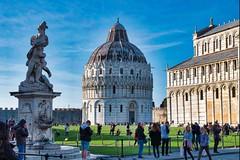 Pisa, Battistero
