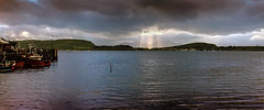 Independence Day (Osgoldcross Photography) Tags: crespuscular crespuscularrays oban scotland iphone7 iphone holiday summer
