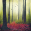 soft passage (Dyrk.Wyst) Tags: bäume deutschland germany herbst landschaft laub licht natur nebel stimmung wald wuppertal atmosphere autumn diffus fall fog forest landscape leaves mist mood nature outdoors trees woodland birds abstraction sofr textures behance