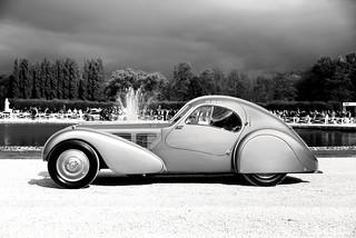 1936 Bugatti Type 57 S Atlantic 57374
