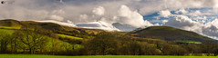 Brecon snow capped panorama (technodean2000) Tags: brecon snow capped panorama pen y fan wide multi image ©technodean2000 lr ps photoshop nik collection nikon technodean2000 flickr photographer d810 wwwflickrcomphotostechnodean2000 www500pxcomtechnodean2000 tree landscape