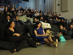 Ignite Madrid, 6th edition (tripu) Tags: spain madrid venue event 2018 february ignite ignitemadrid talk evening lightning auditorium campusmadrid audience speaker carol