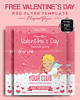 Valentine`s Day Party – Free Flyer PSD Template + Facebook Cover (elegantflyers@) Tags: cloud cupid cupidsarrow download facebookcover free hearts icons illustration illustrator photoshop picture pink poster premium psdtemplate romance valentinesday vector