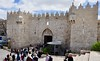 The Old City Of Jerusalem (Hollywood History Tours) Tags: oldcityofjerusalem damascusgate suleimanthemagnificent