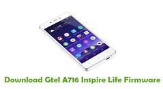 Download Gtel A716 Inspire Life Firmware (AndroidRomFree.com) Tags: stock rom flash file firmware android