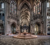 Ely Cathedral 2018 -9 (Darwinsgift) Tags: ely cathedral interior hdr photomatix nikkor 19mm pc e tilt shift f4