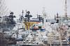 Владивосток - Vladivostok harbor texture (dataichi) Tags: russia travel tourism destination siberia harbor texture boat ship military army vladivostok