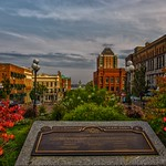 Brockville Ontario - Canada - Brockville Heritage Courthouse Square thumbnail