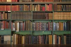 Old School Bookstore (cobalt123) Tags: april canon5dmarkiv east pennsylvania books shelves bookshelf bookshelves old antique collectible baldwin's baldwin'sbookbarn