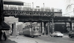 CTA 202 Kedzie 1953 (jsmatlak) Tags: chicago csl surface lines tram trolley streetcar cta