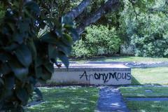 Anonymous (DarlingJack) Tags: werehere hereios anonymous graffiti tagart spraypaint vandalism text urbanart