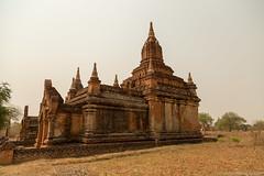 Myanmar-20180324-1260 (ShaneAndRobbie) Tags: nyaungu mandalayregion myanmarburma mm myanmar burma bagan pagoda temple baganarchaeologicalzone baz