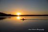 Morning Kayak on the lake (Anna Calvert Photography) Tags: australia canberra lakeburleygriffin landscape outdoors scenery sunrise kingston foreshore reflection water kayaking swan bird