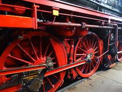 Fahrwerk der 35 1097 (Thomas230660) Tags: dresden eisenbahn dampf dampflok steam steamtrain sony
