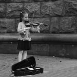A spring violin / Весенняя скрипка thumbnail